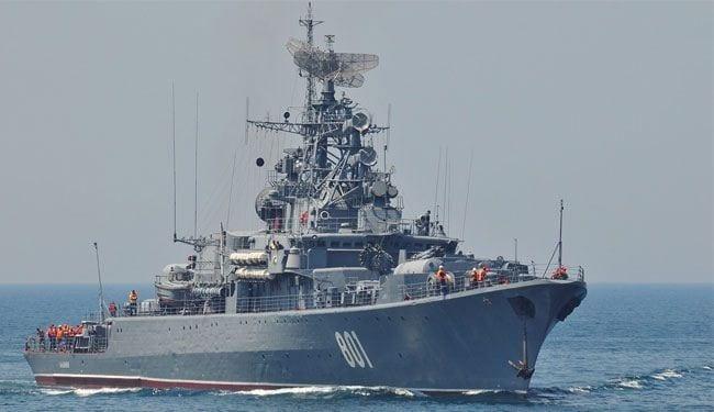 الصين تُرسل سفينة إنزال إلى الشواطىء السوريّة