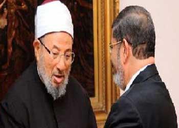احالة اوراقهم إلى المفتي إعدام يوسف القرضاوي ومحمد مرسي , اخبار مصر 16-5-2015