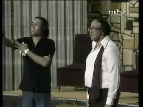 وفاة حسن مصطفى وصورة تذكارية في العيال كبرت