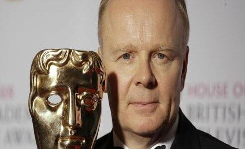 أفضل ممثل تليفزيوني في مسابقة الجمعية البريطانية