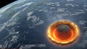 تصادم حدث بين كوكبي عطارد والأرض منذ بلايين السنين