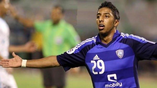 صورة قبل 24 نوفمبر 2011 لم يكن سالم الدوسري لاعباً أساسياً في قائمة الهلال