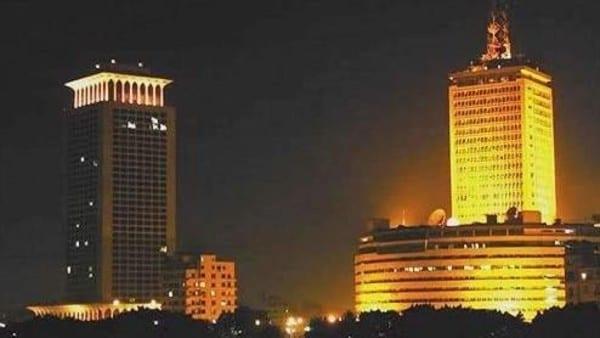 صورة انقطاع التيار الكهربائي جاء نتيجة تذبذب التيار الكهربائي من شركة الكهرباء