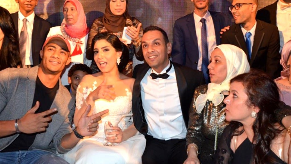 صور من حفل زواج الفنانة ايتن عامر , صور ايتن عامر 2016 في عرسها, صور بنات 2016 عرس