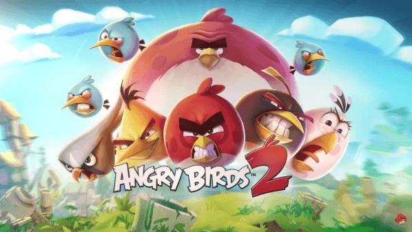 صورة العاب فلاش لعبة Angry Birds 2 على الأندرويد متاح حالياً لـ اندرويد جالكسي سكس وغيرها