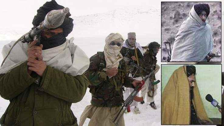 صورة الزعيم الجديد لـ طالبان يتولي المجوعة المنقسمة