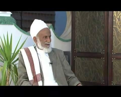 صورة وفاة د حسن الاهدل , من احد علماء اليمن يرحل عن عمر 60 عام