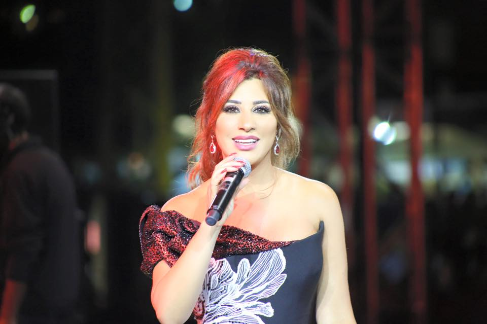 Photo of صور نجوى كرم 2018 مهرجان اهمج السياحي