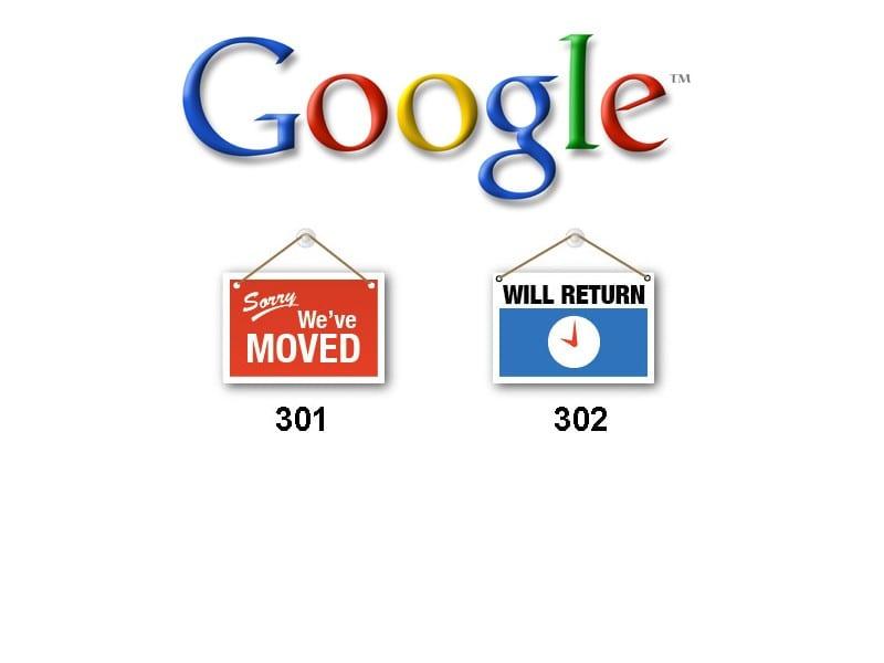 Photo of ماهو الفرق بين إعادة توجية تحويل 301 و 302 في محرك البحث قوقل