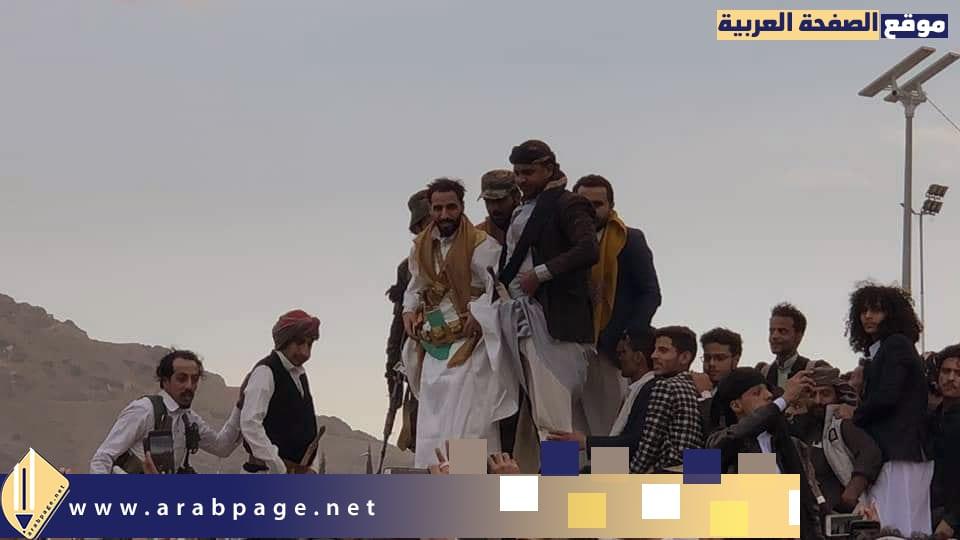 فيديو صور عرس مصطفى المومري سبب الغاء عرس المومري - الصفحة العربية