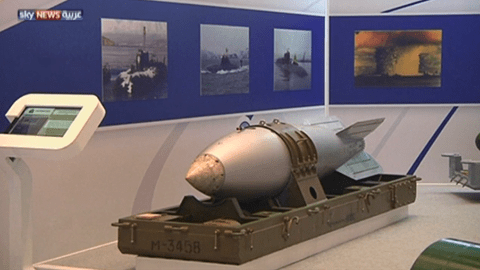 صورة معلومات وصور معلومات حول قنبلة القيصر القنبلة النووية من اخبار روسيا 2-9-2015