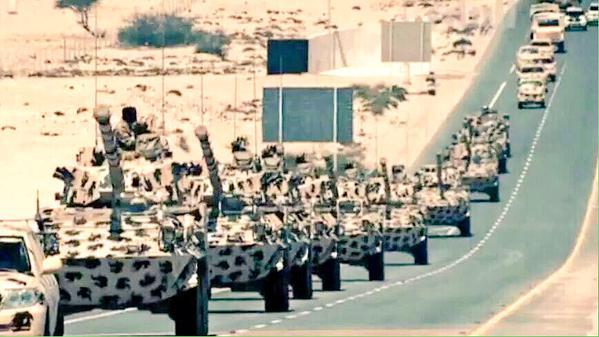 قوات عربية في طريقها إلى اليمن لتحرير صنعاء اخبار اليمن 7-9-2015 اخبار صحافة نت