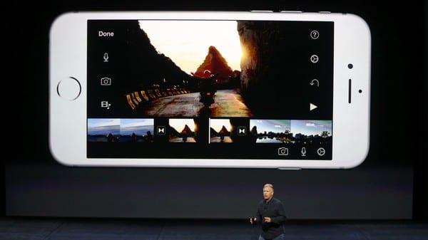 صورة ايفون سكس بلس موعد نزوله في الشرق الأوسط iPhone 6s & iPhone 6s Plus