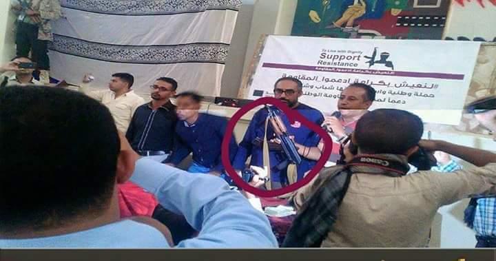 Photo of الشيخ حمود المخلافي يبيع سلاحة دعماً للمقاومة من أخبار اليمن 4-10-2015