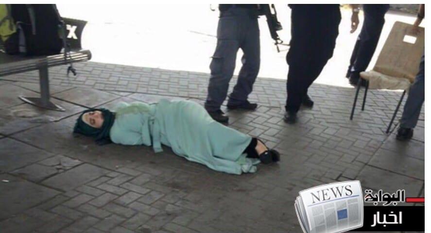 مقتل اسراء بنت فلسطين