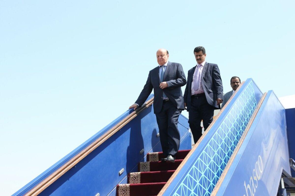 Photo of تكليف خالد بحاح بمهام الرئيس هادي وعدن عاصمة اليمن مؤقتاً صحافة نت