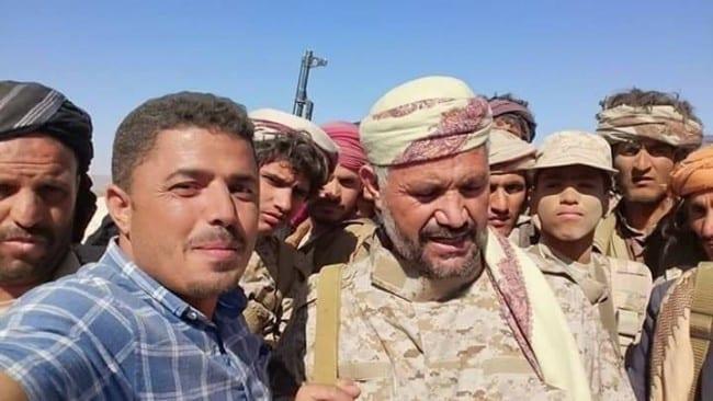 صورة قوات الشرعية والمقاومة على بعد 20 كليو متر من صنعاء أخبار اليمن 26-12-2015 #صحافة نت