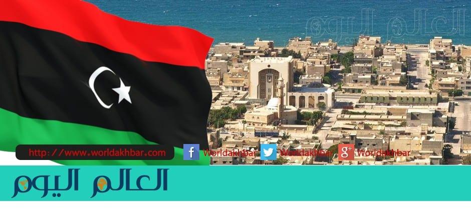 صورة أخر اخبار ليبيا 7-1-2016 وسماع صوت إنفجار في باب طبرق في مدينة درنة