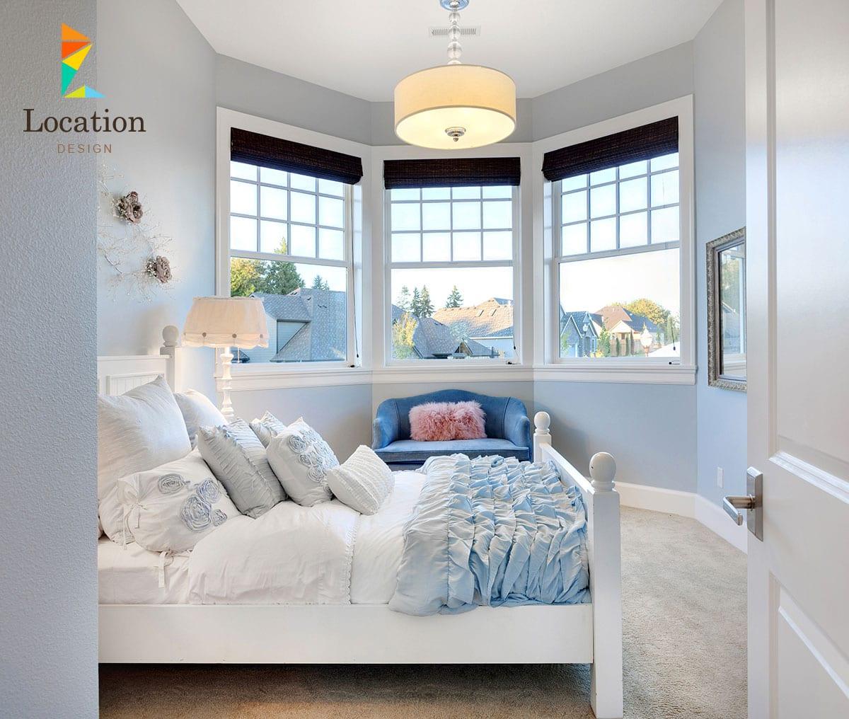 صورة بالصور غرف نوم كلاسيكية رائعة وجميلة للبنات 2020