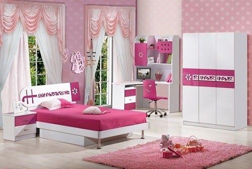 صورة باقة صور غرف نوم بنات 2020 مودن كلاسيك رومانسية 2021