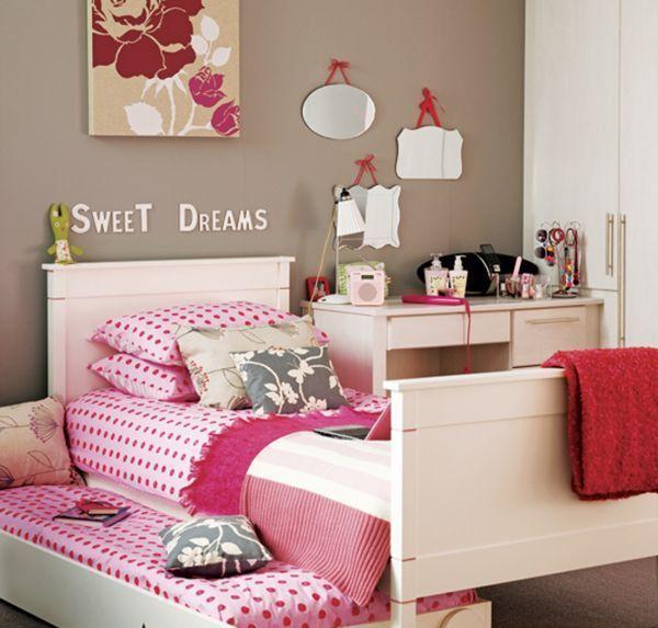 باقة صور غرف نوم بنات 2020 مودن كلاسيك رومانسية