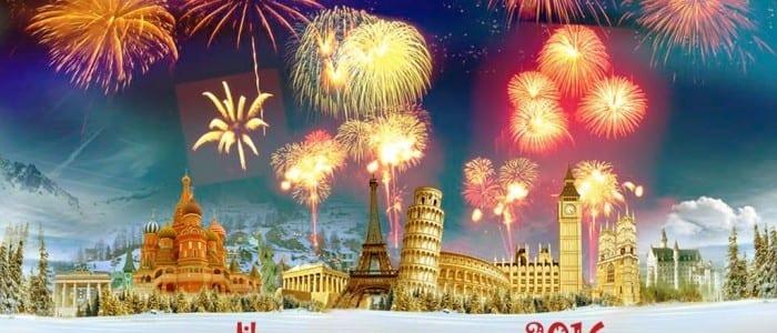 Photo of عبارات بطاقات تهنئة بمناسبة السنة الميلادية 2016 رسائل وسائط واتس اب