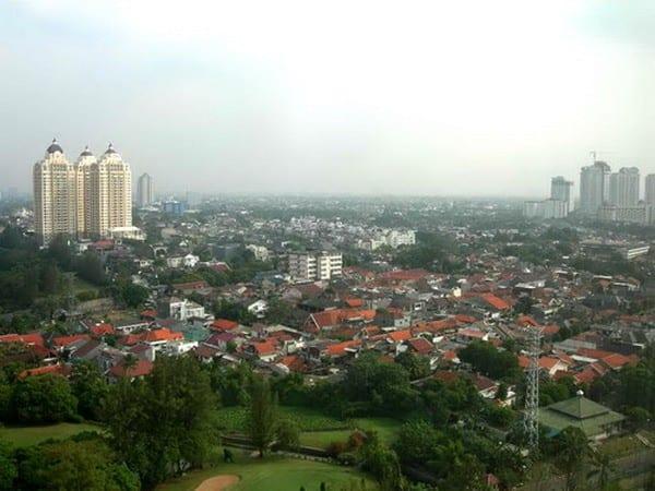 جاكرتا عاصمة اندونيسيا
