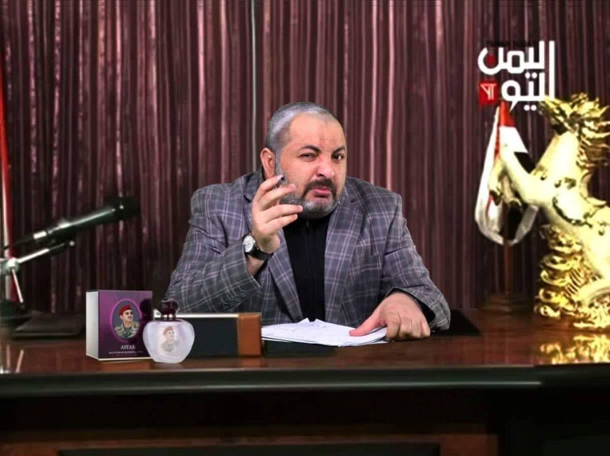 صورة كلمة خطاب الشوكولاته علي عبدالله صالح تقليد الحاوري الشوكلاطة