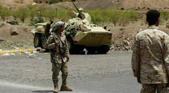 Photo of اول نقطة تفتيش للمقاومة على بوابات صنعاء