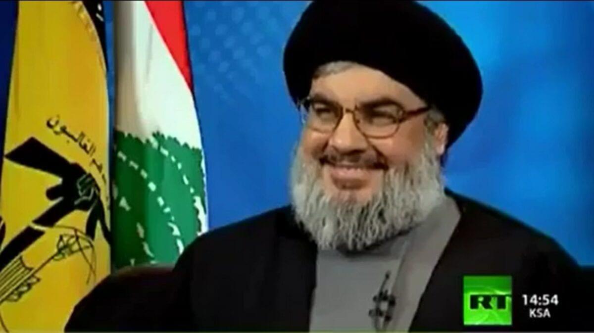 صورة خطاب وكلمة حسن نصر الله امين حزب الله اليوم الجمعة 6-5-2016