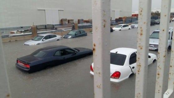 أمطار الإمارات