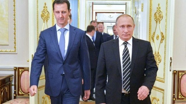 صورة روسيا تتخلى عن سوريا بعد إعلان بوتين عن سحب قواته من سوريا