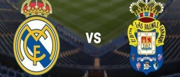 صورة يوتيوب اهداف مباراة ريال مدريد ولاس بالماس 13-3-2016