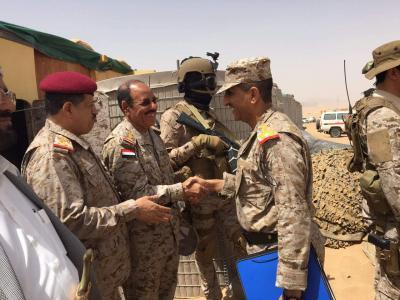 Photo of علي محسن الأحمر له يومان في مأرب أخر اخبار اليمن 17-3-2016 صحافة نت