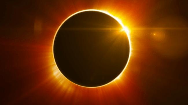 Photo of كيفية صلاة الكسوف دعاء كسوف الشمس موعد وصور خسوف الشمس