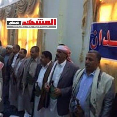 صورة علي عبدالله صالح ومؤيدية يتجهزون لحرب المقاومة صحافة نت اخبار اليمن 5-3-2016