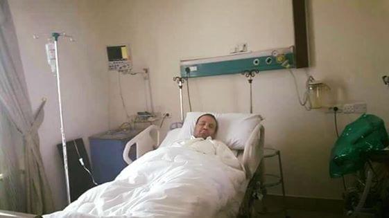 صورة غارة جوية تؤدي إلى إصابة صالح الصماد وبتر يد العميد الحمزي صحافة نت ونفي خبر وفاته ومقتله