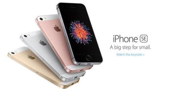 الإمارات: أيفون iPhone SE وسعر هاتف أيفون في الإمارات والسعودية