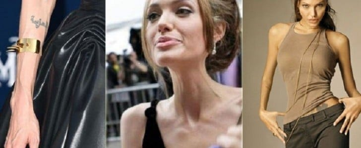 وفاة الفنانة انجلينا جولي