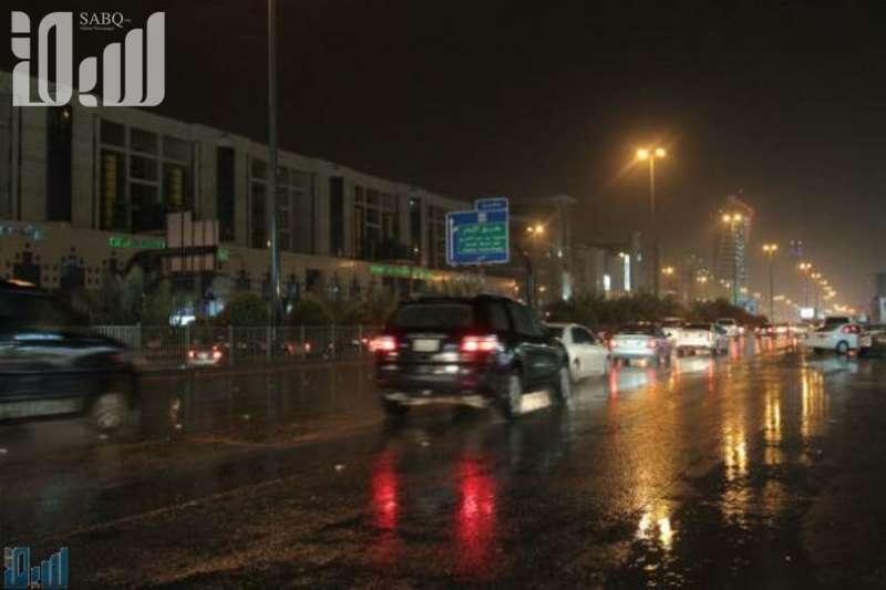 Photo of برد وثلج, أمطار الرياض هل رح تتسبب في تعليق الدراسة حالة الطقس