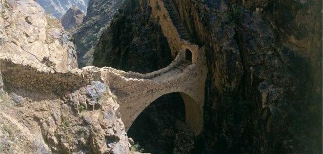 ما هو جسر شهارة واين يقع ومعلومات وصور اليساحة في اليمن 2020