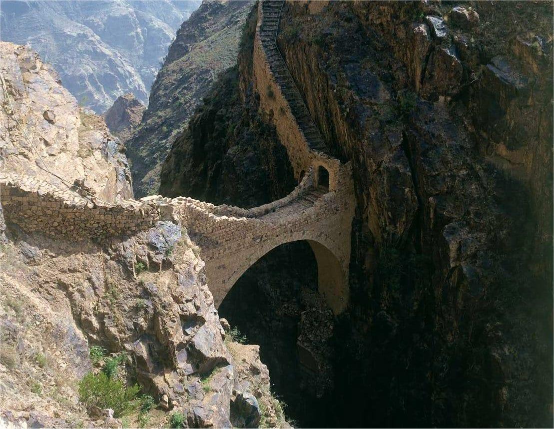 Photo of ما هو جسر شهارة واين يقع ومعلومات وصور اليساحة في اليمن 2020