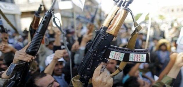 جماعة الحوثي , وأنصار الله ليسوا منظمة إرهابية كما وصفها أمريكا