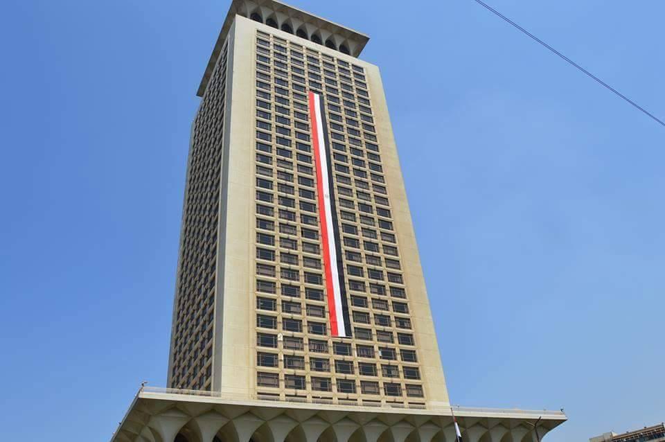 صورة مصر ترد على تصريحات قطر بعد اعلان عن سجن محمد مرسي وإعدام اخرون