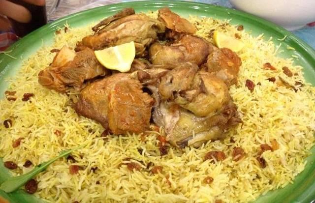 """صورة أكلات رمضان """" الكبسة بالدجاج بالطريقة السعودية """" اكلات رمضان 2016"""