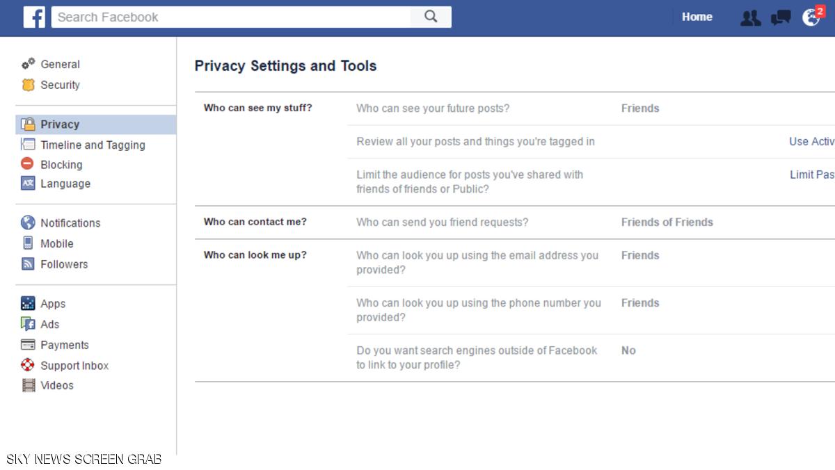 Photo of حقيقة الخصوصية في الفيس بوك , والحذر منها وموعد ذلك