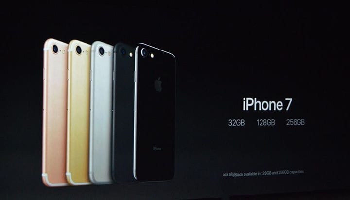 Photo of مواصفات واسعار ايفون 7 مع ساعة ايفون iPhone 7