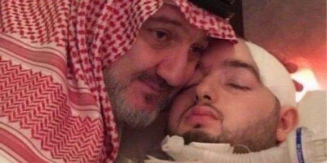 صور الأمير الوليد بن خالد بن طلال