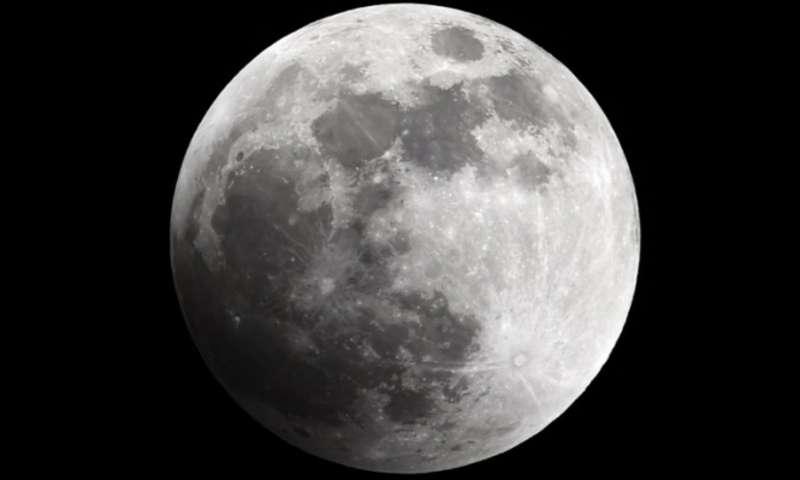 صور القمر العملاق