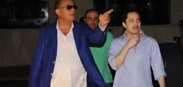العديد من الفنانين رح يحظروا جنازة الفنان محمود عبدالعزيز وتغريدات تعزي صور جنازة محمود عبدالعزيز